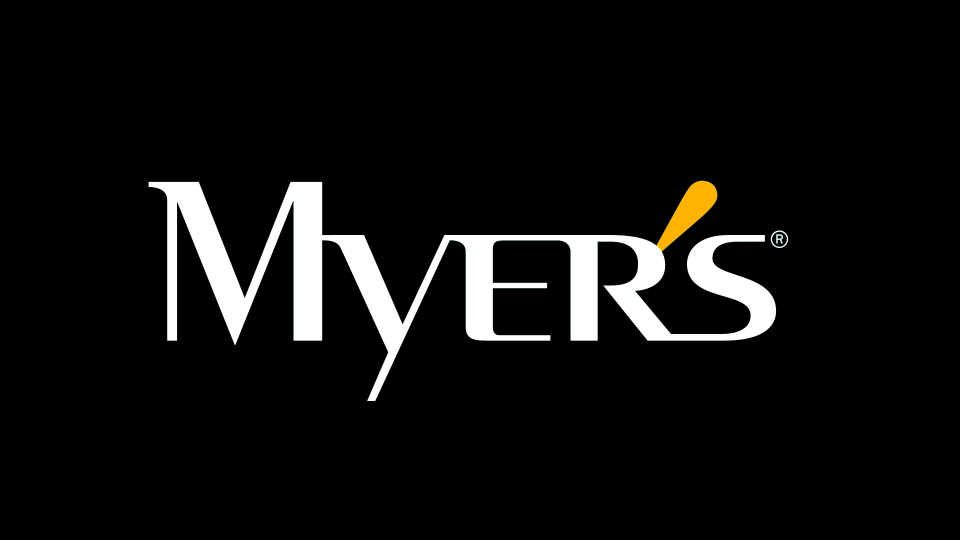Myer's Beds logo