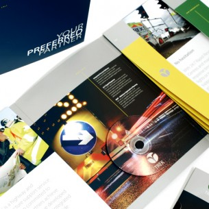 TREK Highway management packaging design